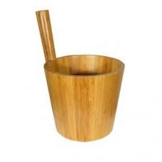Ушат 4 л бамбуковый