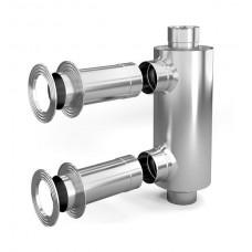 Дымоход конвектор 1
