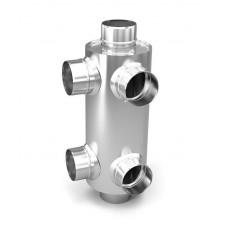 Дымоход конвектор 2